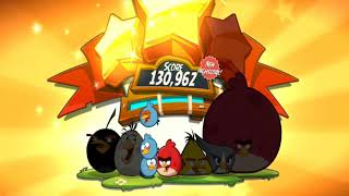 COLLECT BABY - Game Angry Birds 2 - Chicken Shoot Pig Class Chicken