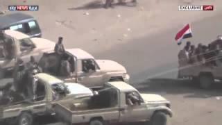الشرعية تسيطر على مديرية حريب في مأرب