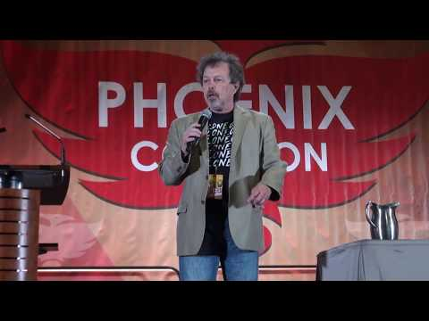 Curtis Armstrong Panel Supernatural SPN Booger Revenge of the Nerds American Dad Phoenix Comicon