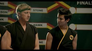 Cobra Kai - You're The Best Around