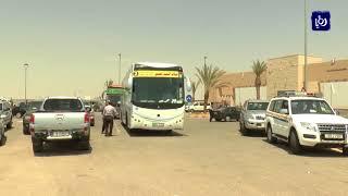 وزير الأوقاف يتفقد أحوال الحجاج الأردنيين - (22-8-2017)