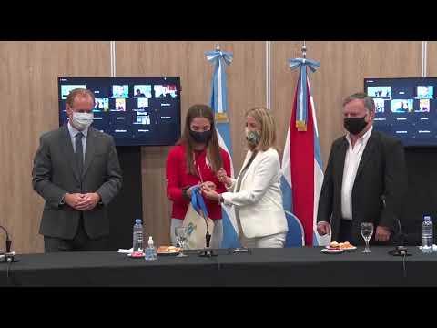 Reconocen a las deportistas preseleccionadas para la Selección Argentina de Básquet