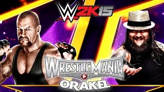 WWE WRESTLEMANIA 31 ORAKEL #005: The Undertaker vs. Bray Wyatt «» Let
