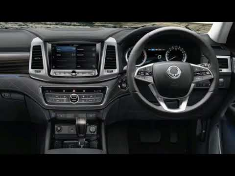 New Review Ssangyong Rexton 2 2D Ultimate auto 2017 UK