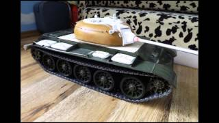 Gambar cover How to build a homemade rc tank (T-55A)