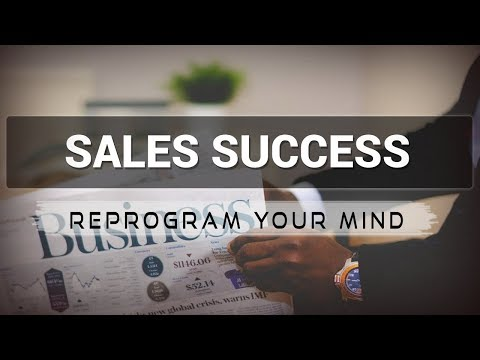 Sales Successful affirmations mp3 music audio - Law of attraction - Hypnosis - Subliminal