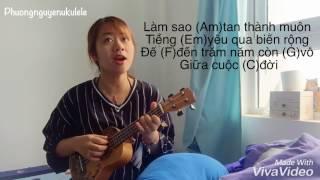 (Cover + hợp âm) Sóng - Thơ: Xuân Quỳnh | Nhạc: Nguyễn Hoàng Anh