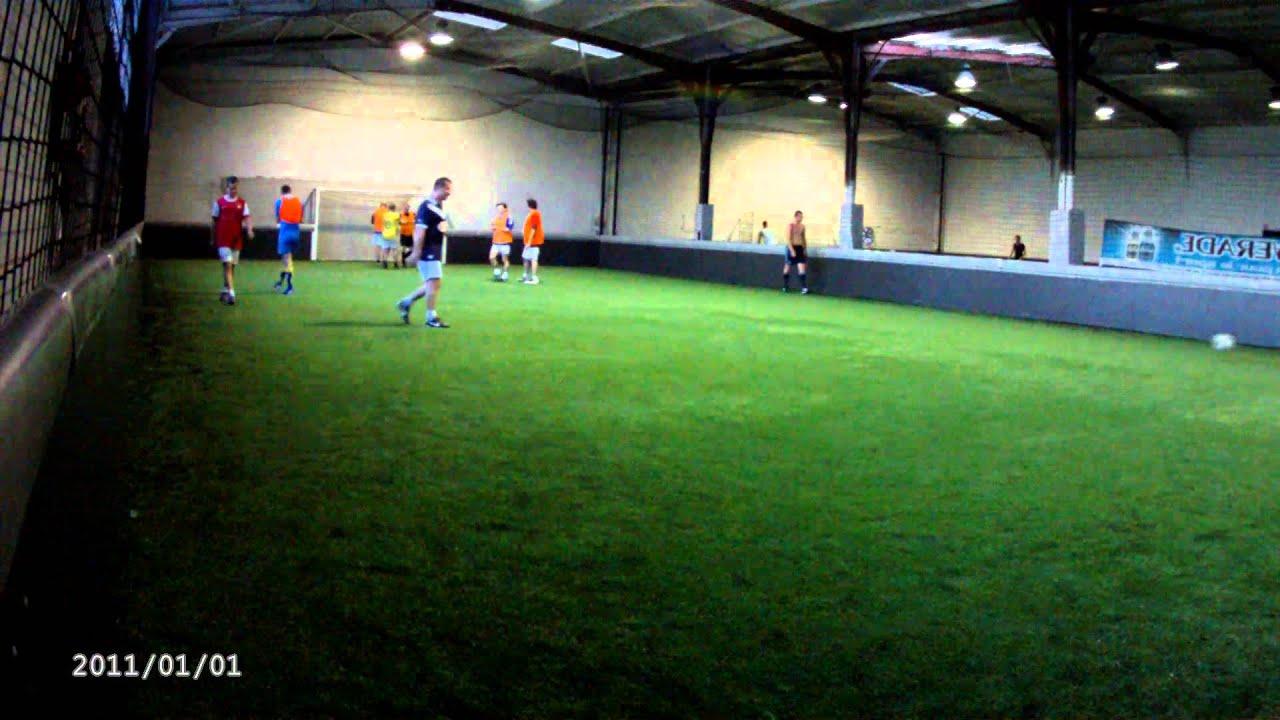 foot salle vendredi