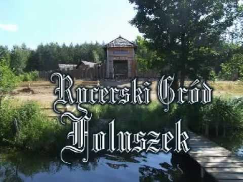 Foluszek - gród rycerski niedaleko Brodnicy