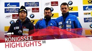 Ace Dukurs put the icing on the cake | IBSF Official
