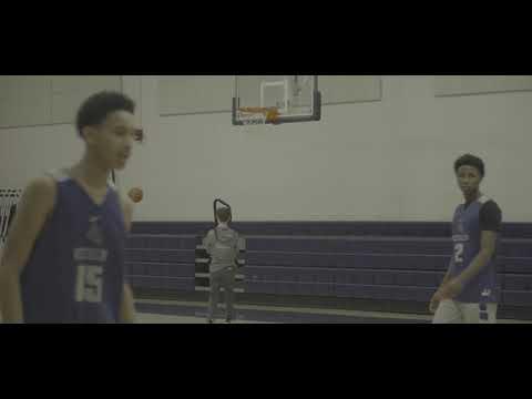 Quinn Clark 2019 Gonzaga College High School Basketball