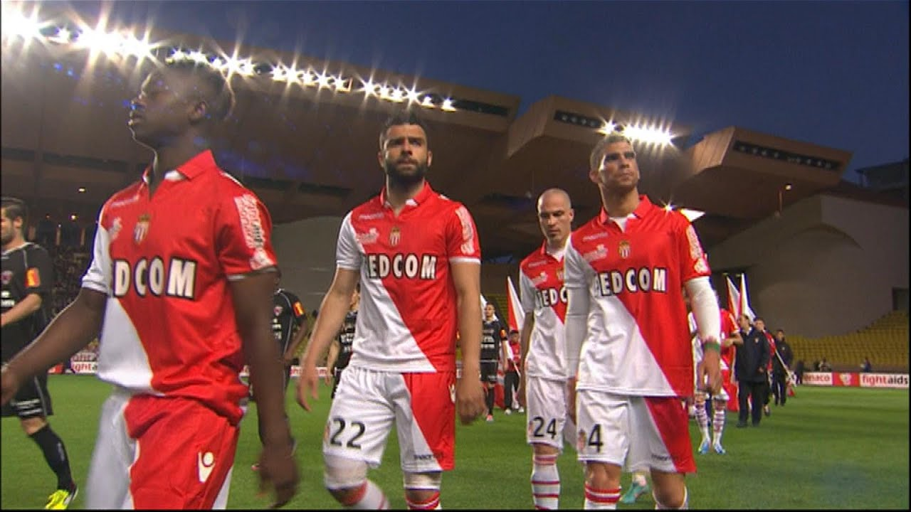 As Monaco Fc Clermont Foot 4 0 Le Résumé Asm Cfa