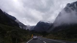 Queenstown to Milford Sound (NZ) - the most beautiful drive ever New Zealand thumbnail