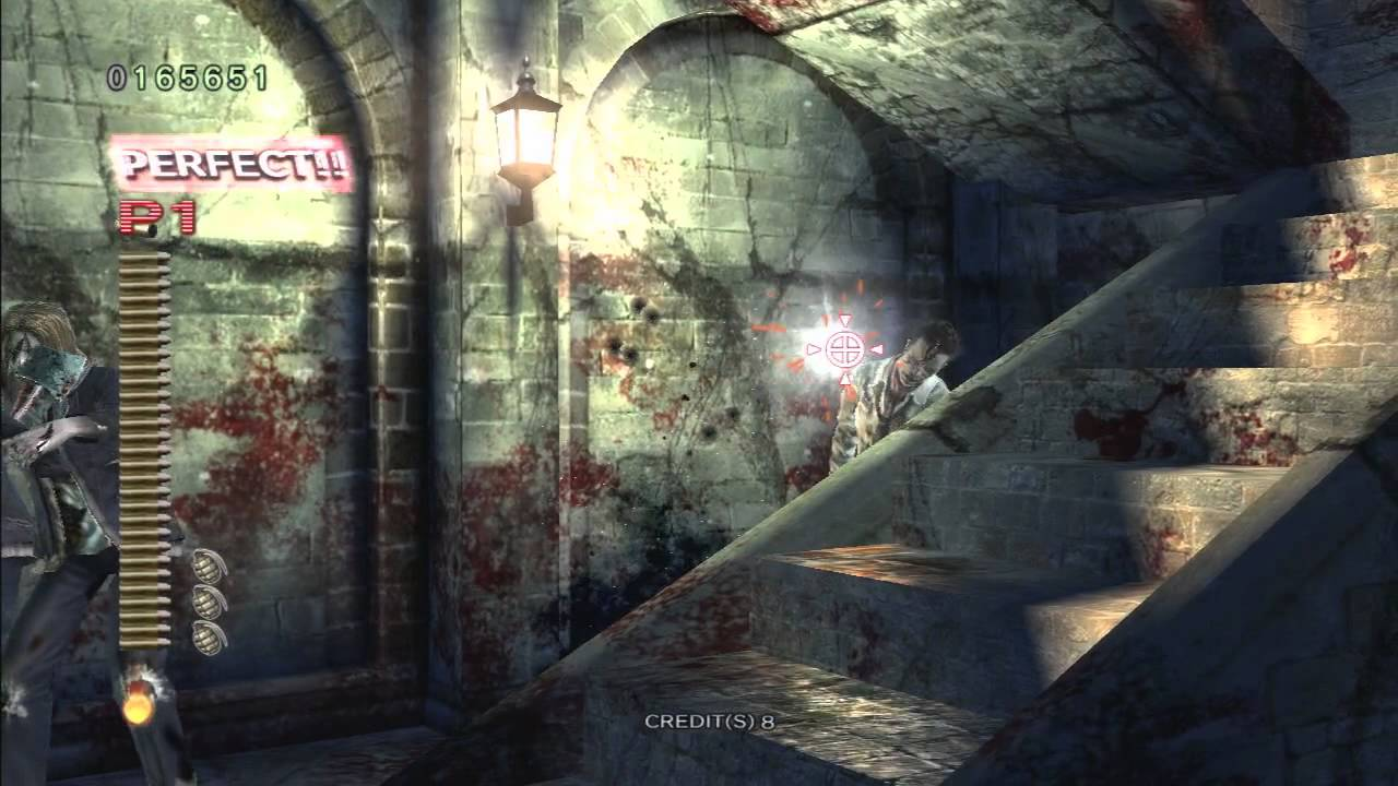 Ps3 Longplay 115 The House Of The Dead 4 Youtube