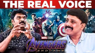 The REAL VOICE of Avengers! | Live Performance of Super Heroes Dubbing Artists | Endgame | SM 54
