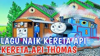Lagu naik kereta api Kereta api thomas Lagu anak populer