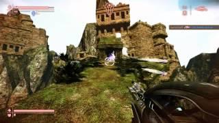 Nexuiz PC Gameplay