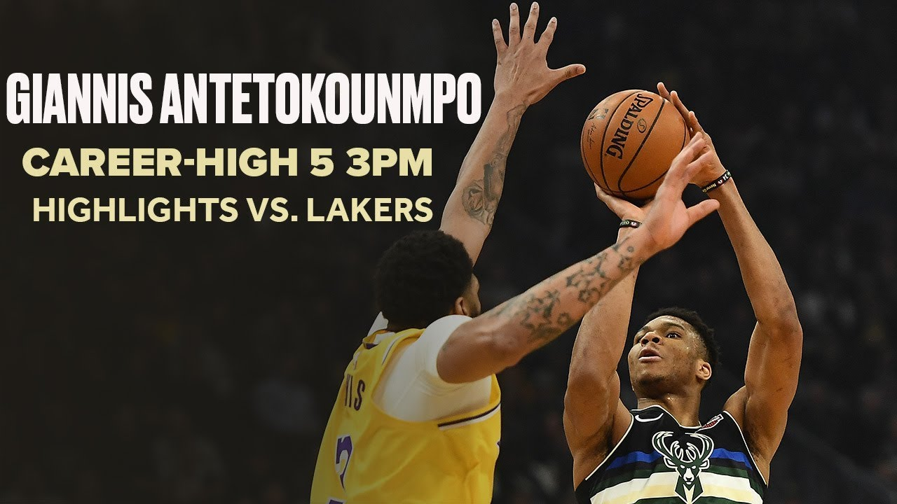Bucks make big statement against Lakers, even if Giannis ...