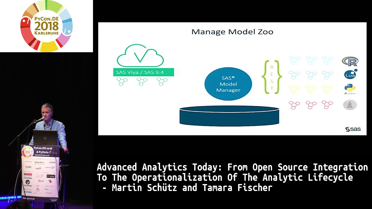 Image from Advanced Analytics Today: From Open Source Integration to the Operationalization of the Analytic Lifecycle