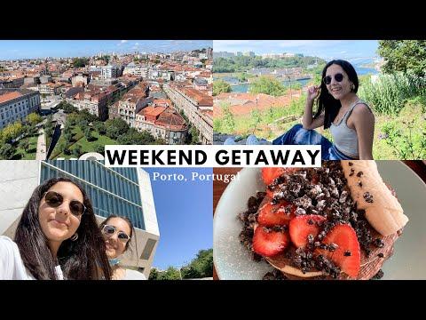 Weekend getaway in Porto, Portugal   Portugal sightseeing in mid August