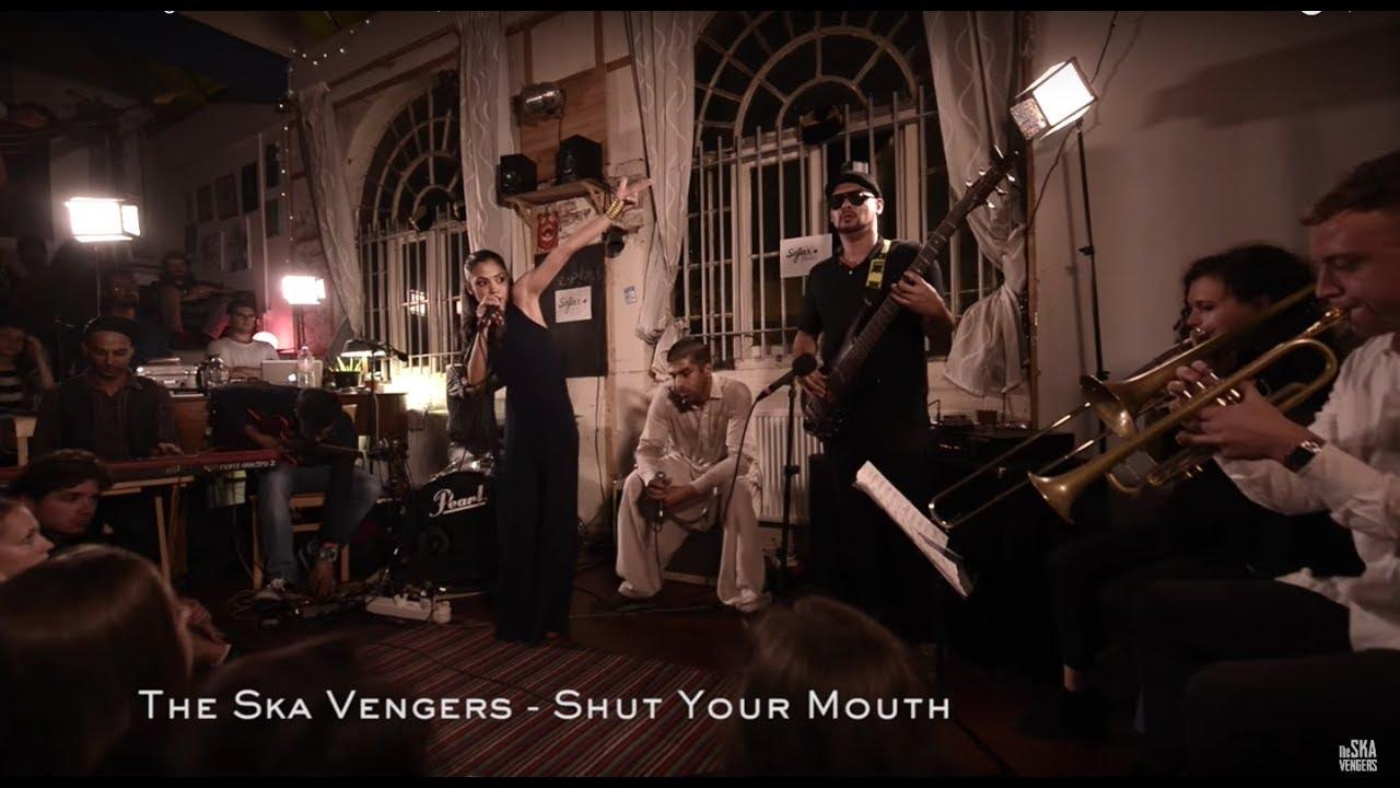 The Ska Vengers - Shut Your Mouth   Sofar London