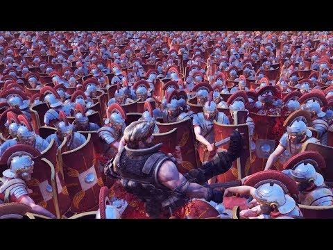 CHUCK NORRIS vs 50,000 ROMAN SOLDIERS! - Ultimate Epic Battle Simulator