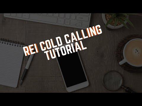 REI Cold Calling Tutorial