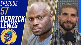 Derrick Lewis has regained his love for fighting | Ariel Helwani's MMA Show