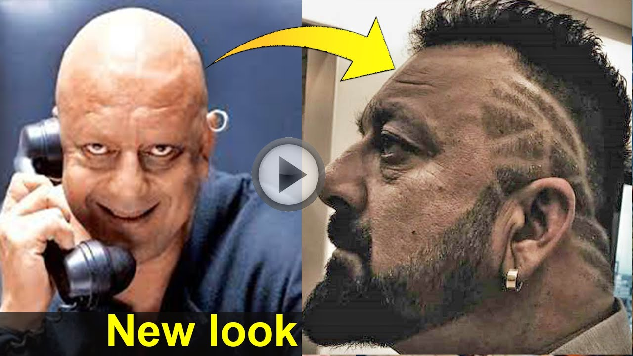 Sanjay dutt new hairstyle for upcoming Movie (baba ...