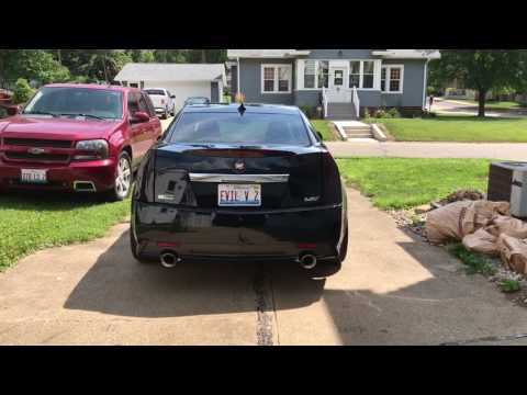 Repeat CTS V Texas speed head cam package with kooks and