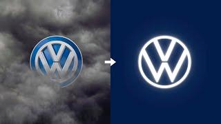 Nuevo logo VW 💡 Análisis del rediseño