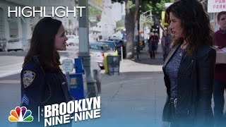 Brooklyn Nine-Nine - Rosa Makes Amy Check out a Wedding Dress (Episode Highlight)