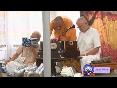 Шримад Бхагаватам 1.8.21 - Прабхавишну прабху