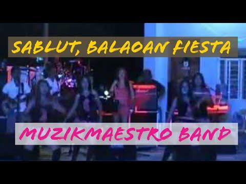 Sablut, Balaoan, Barangay Fiesta 2015 Part 2