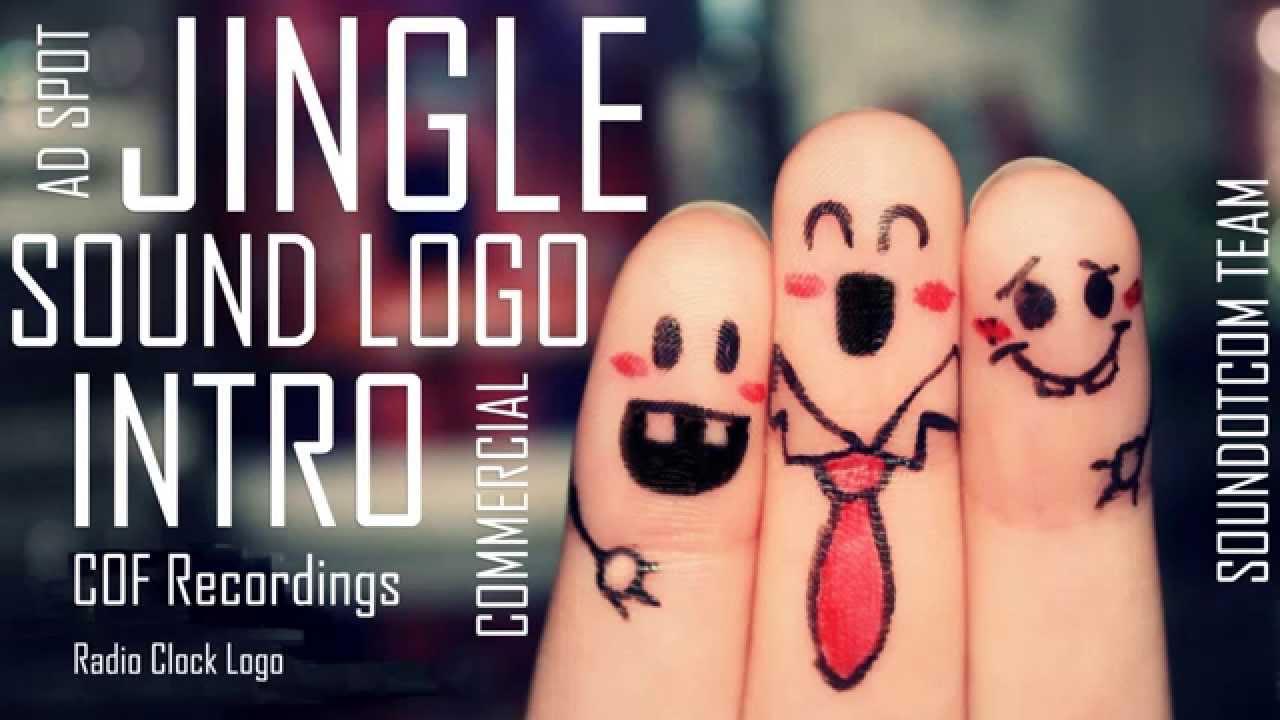 Royalty Free Music - JINGLES INTRO ADVERTISING | Radio Clock Logo  (DOWNLOAD:SEE DESCRIPTION)