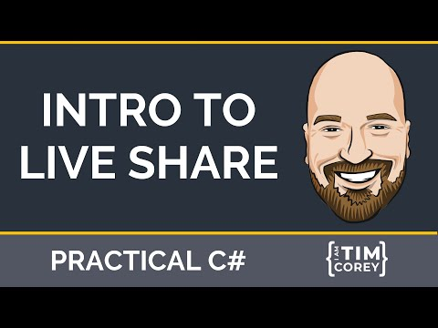 Real-time Collaboration with Live Share in Visual Studio and VSCode thumbnail