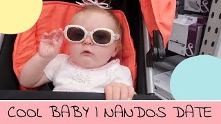 COOL BABY | NANDOS DATE | FAMILIDOO PUSHCHAIR UNBOXING