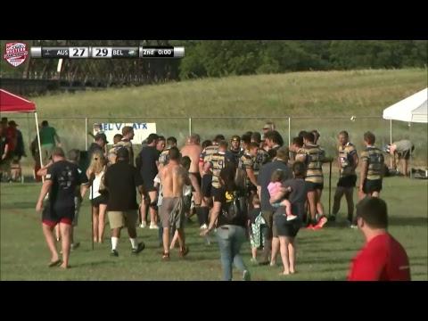 2018 Club Western Championships  Field 1