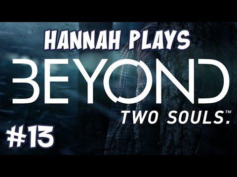 Beyond: Two Souls #13 - Salim