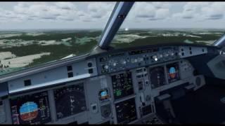 Віртуальна авіакомпанія Візз Ейр - ручний підхід і посадка EPSC ЗПС 31