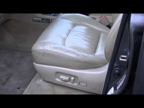 Lexus Front Seat Replacement By Cooks Upholstery Redwood