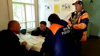 Поиски пропавшей в ЕАО девочки (видео ДВРПСО МЧС России)