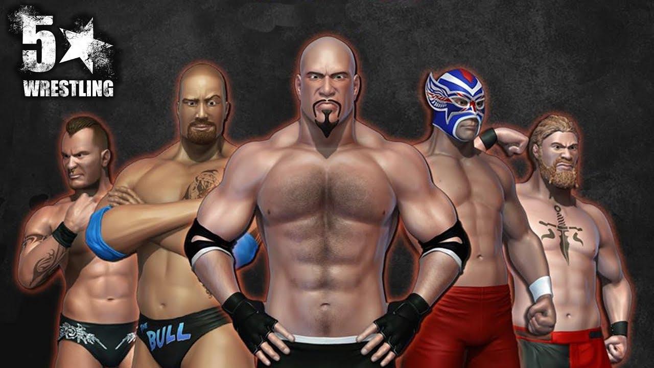 Wrestling Stream