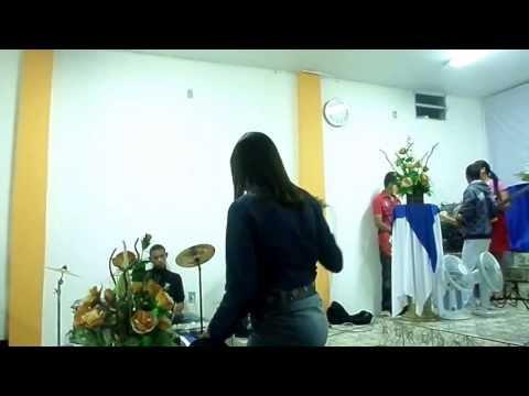 Cantora Eunice Oliveira