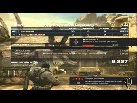 """Gears of War 3 - Guia de Logros """"Miembro destacado"""""""
