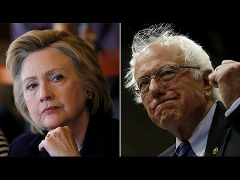 Will the Clinton email scandal propel Bernie to the nomination?