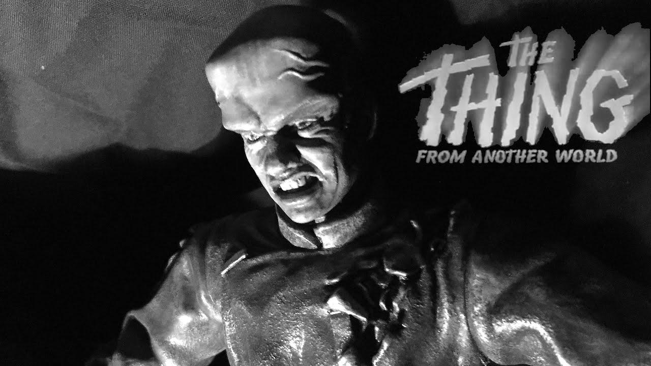 ビリケン商会謹製 『遊星よりの物体X〜ジェームズ・アーネス』 - YouTube