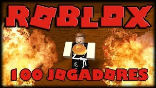I JOINED 100 SUBSCRIBERS IN A MINI BOX AT ROBLOX AND BLEW IT UP!!!