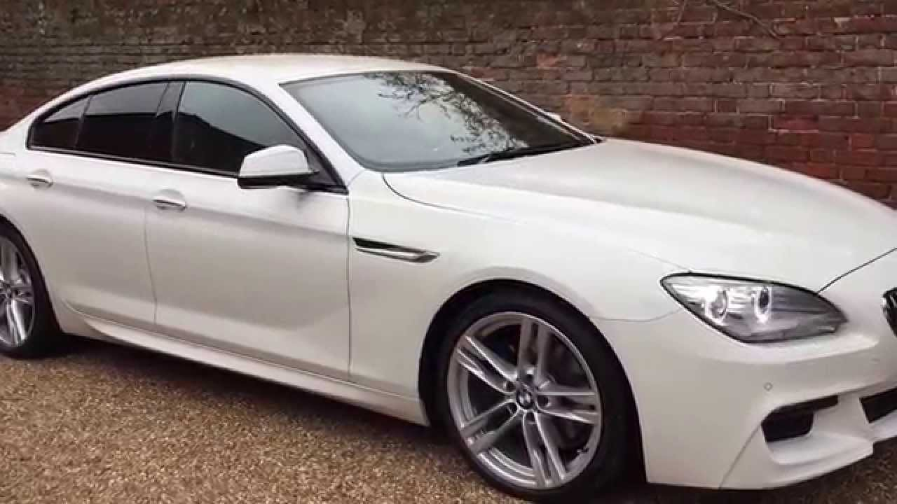 2013 bmw 640d m sport gran coupe for sale in surrey youtube. Black Bedroom Furniture Sets. Home Design Ideas
