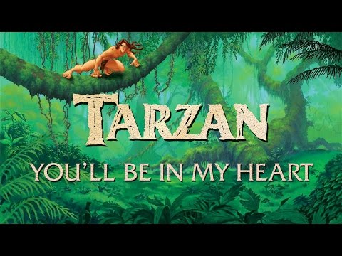 Tarzan  Phil Collins  Youll Be In My Heart